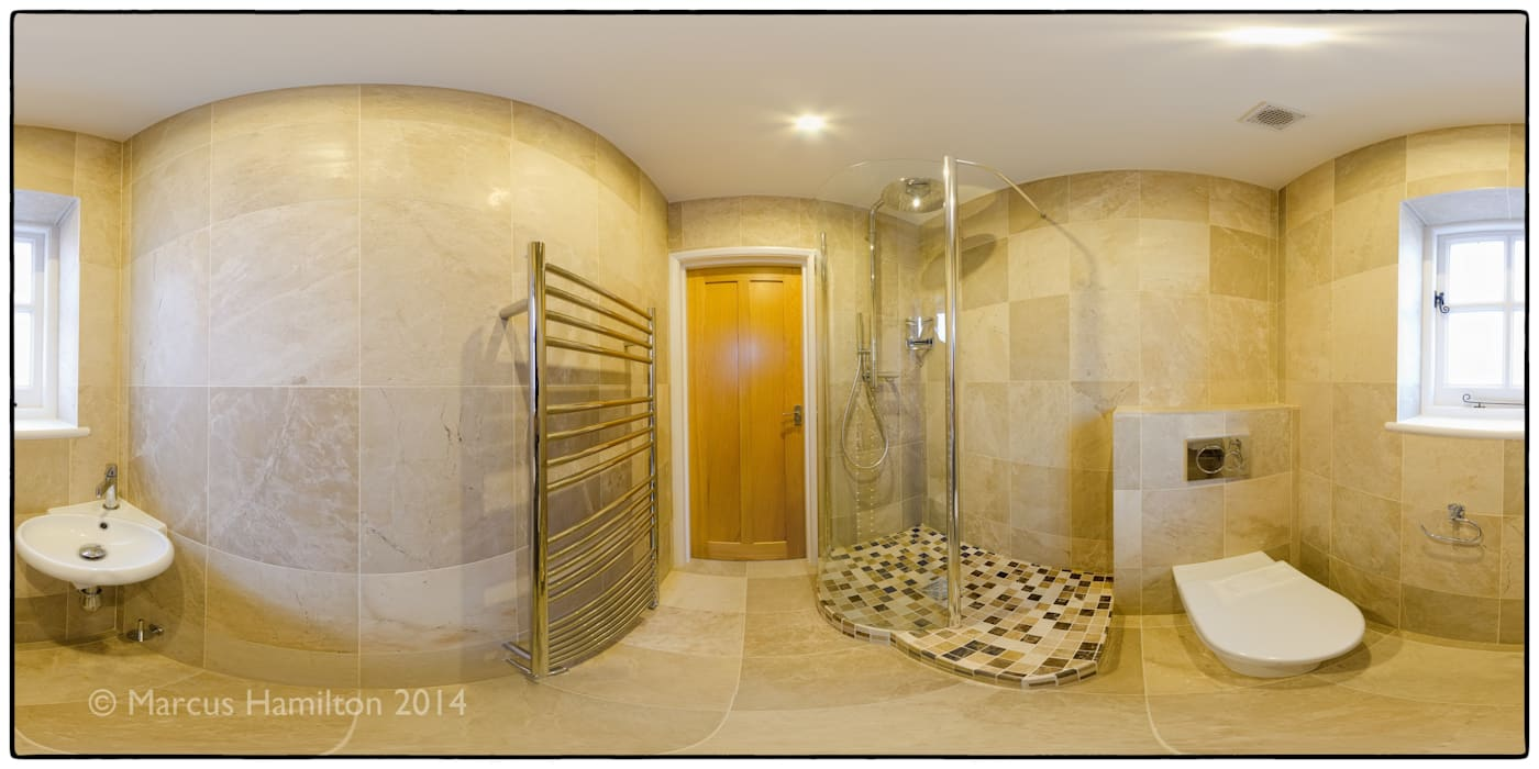 360 Shower Room Modern bathroom by Hamilton 360 Modern