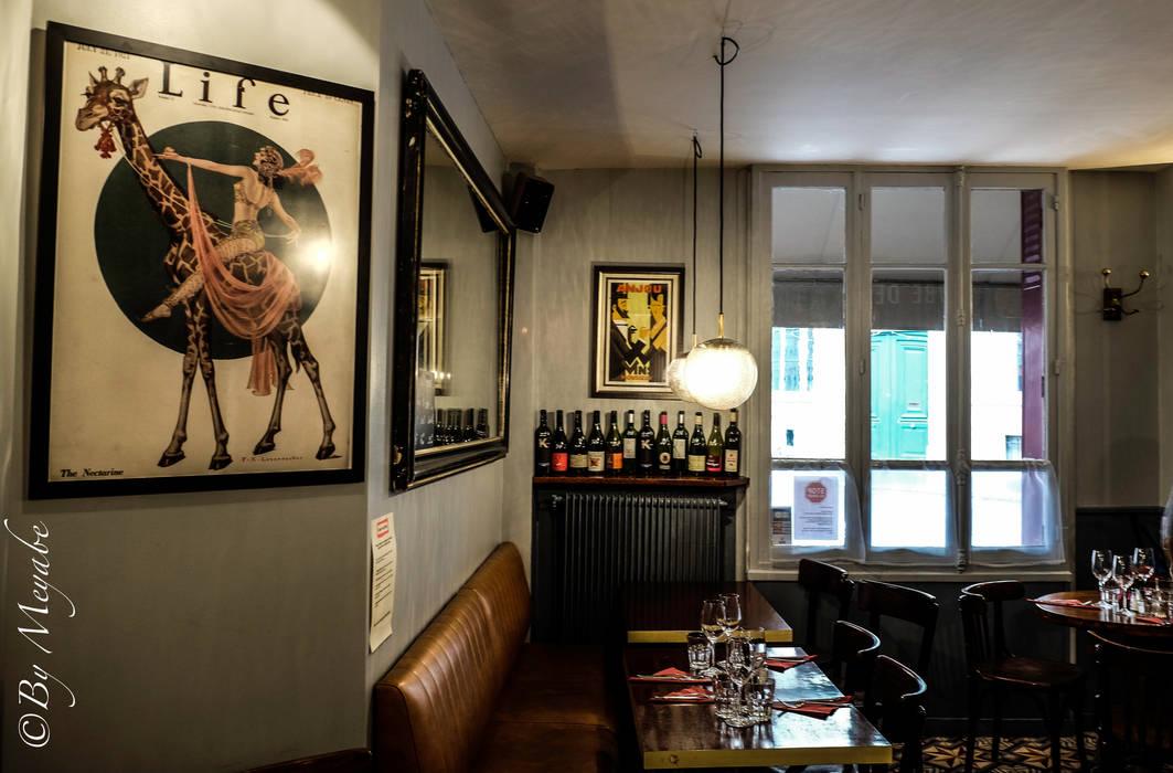 Life: Restaurants de style  par Sandra Dages