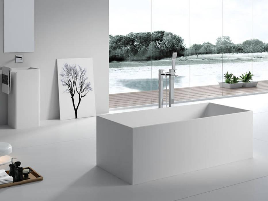 Maxxwell AG BathroomBathtubs & showers White