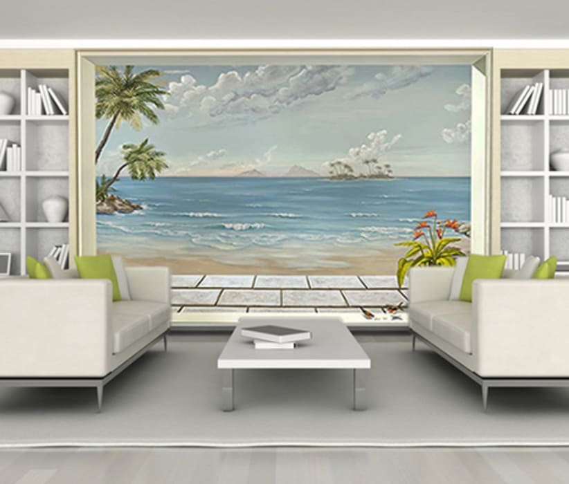 tropical  by homify, Tropical