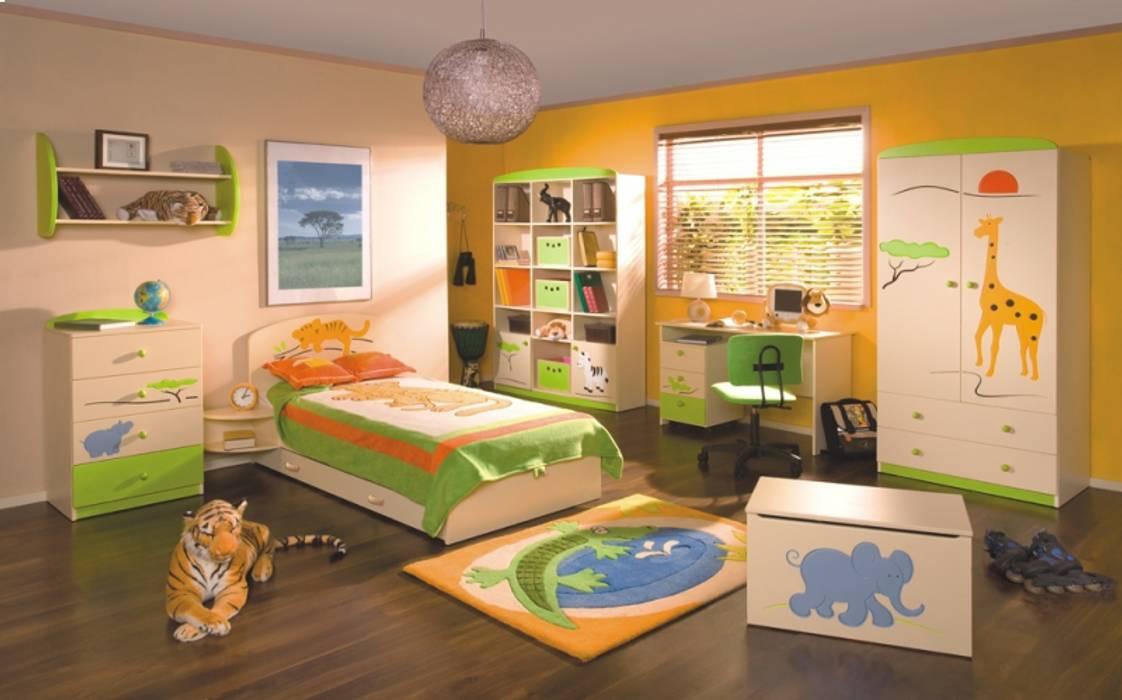 Kinderzimmer Savanne Moderne Kinderzimmer von Möbelgeschäft MEBLIK Modern