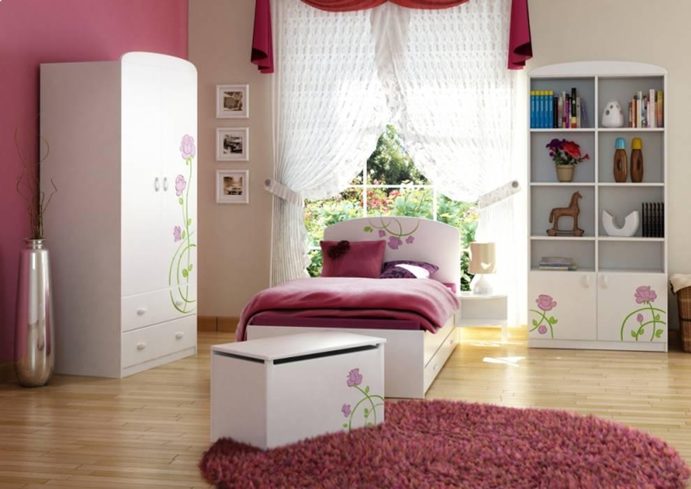 Kinderzimmer Rose Klassische Kinderzimmer von Möbelgeschäft MEBLIK Klassisch
