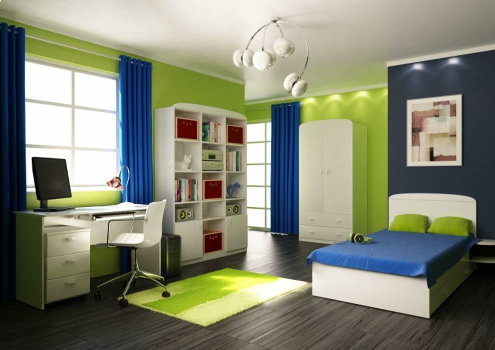 Kinderzimmer Basic:  Kinderzimmer von Möbelgeschäft MEBLIK