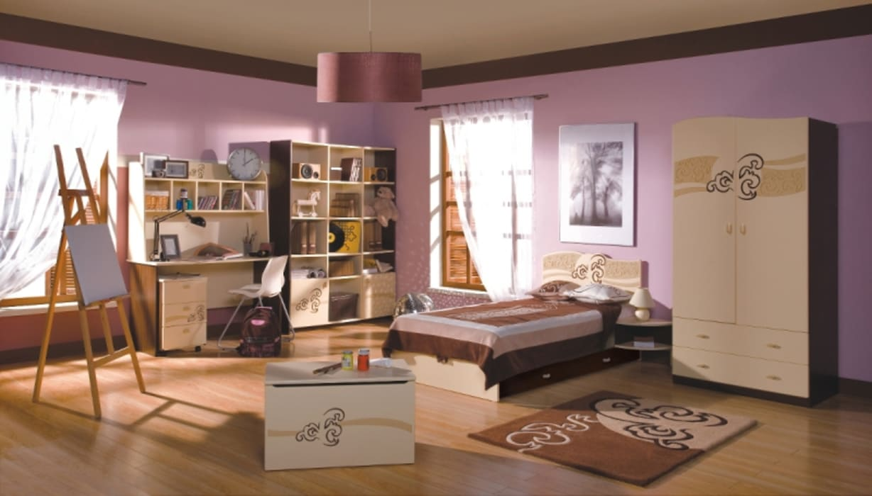 Kinderzimmer Carmel:  Kinderzimmer von Möbelgeschäft MEBLIK