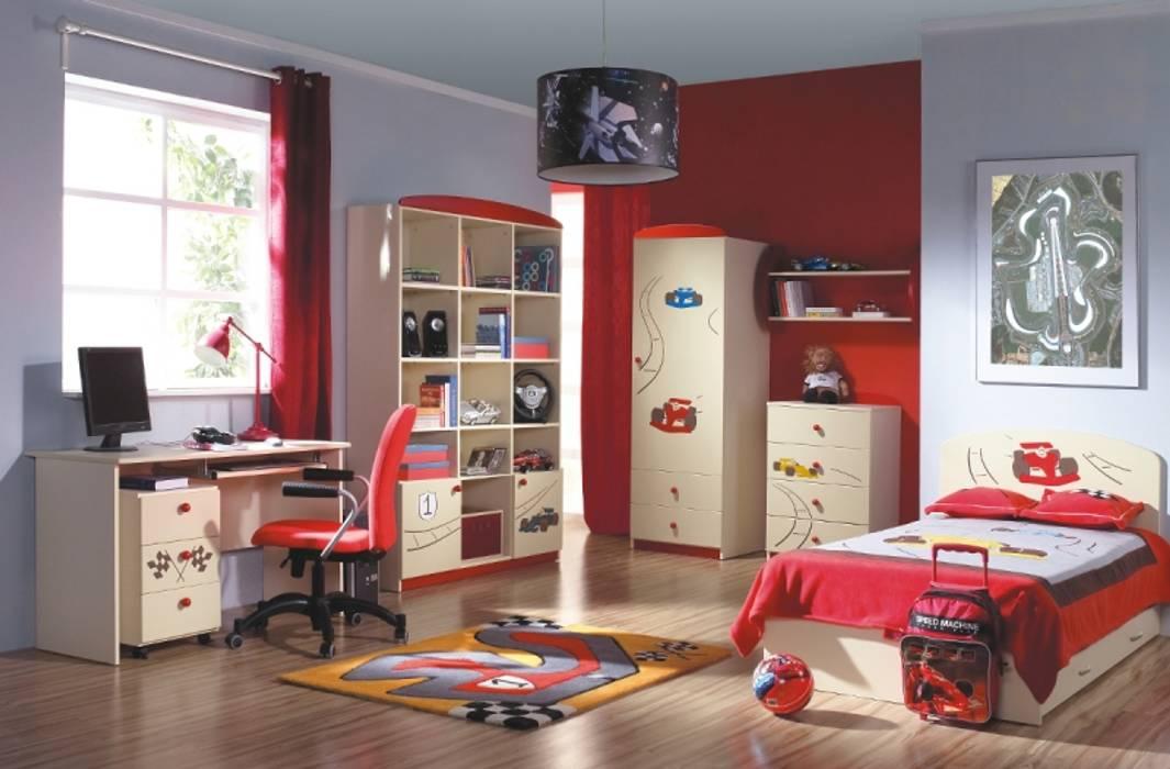 Kinderzimmer Formel Moderne Kinderzimmer von Möbelgeschäft MEBLIK Modern