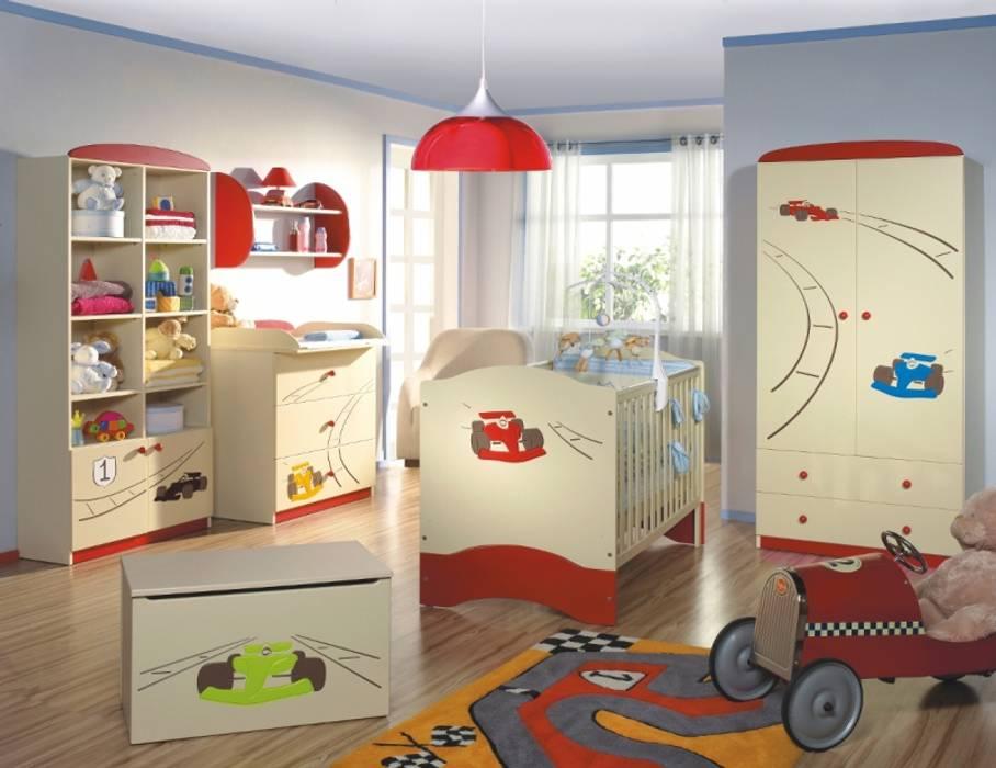 Babyzimmer Formel:  Kinderzimmer von Möbelgeschäft MEBLIK