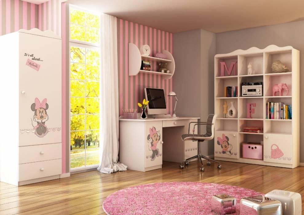Kinderzimmer minnie mouse: kinderzimmer von möbelgeschäft meblik ...