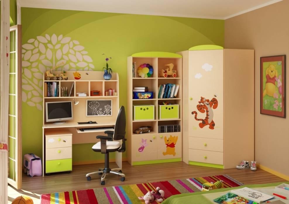 Kinderzimmer winnie puuh moderne kinderzimmer von ...