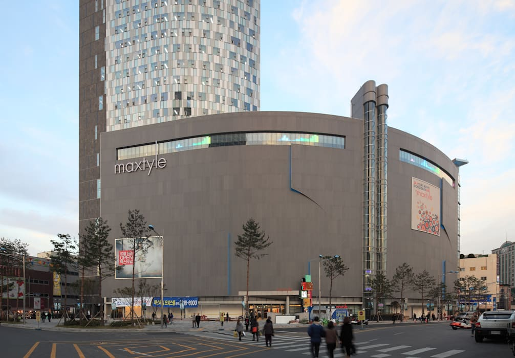 Maxtyle Shopping Mall von NEOLITH by TheSize