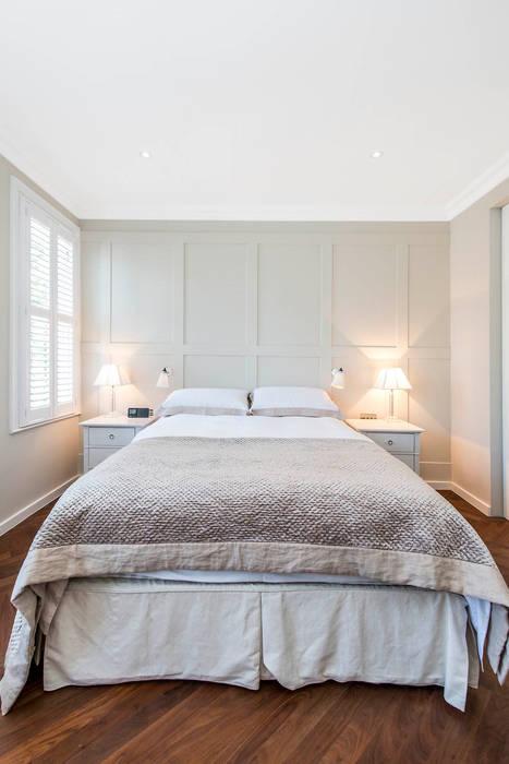 Master Bedroom homify Modern Bedroom