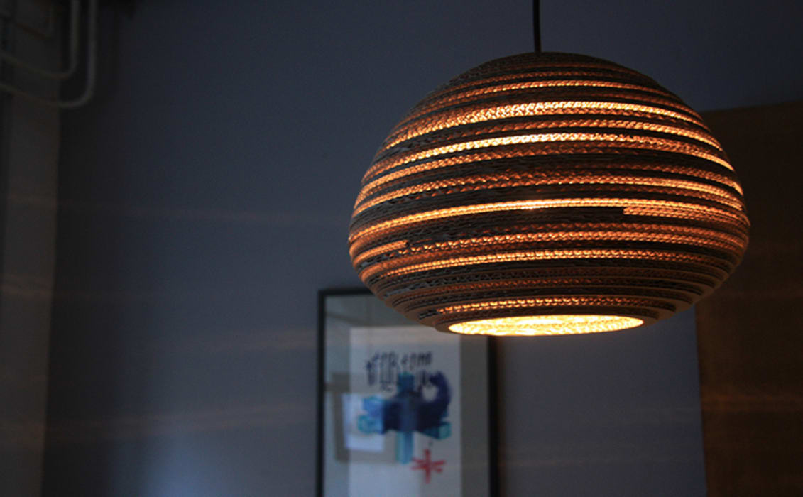 Lampen Aus Recycling Material Von Upcycling Deluxe