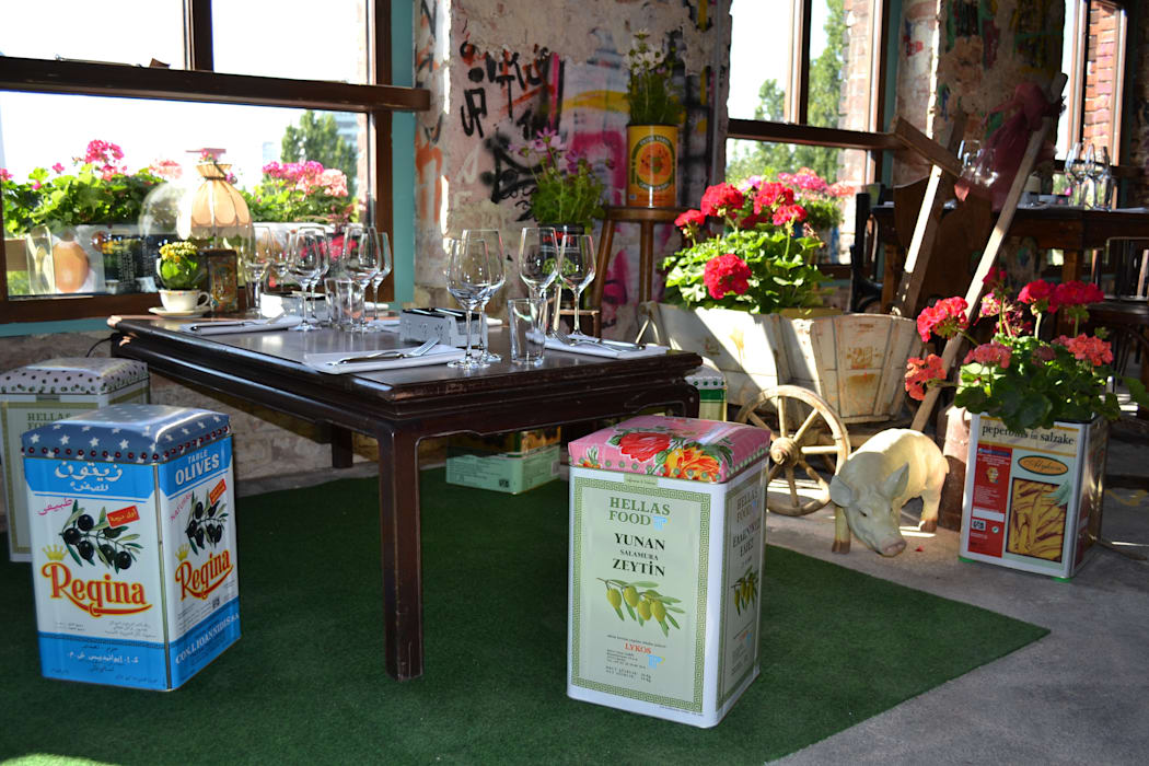 eclectic  by Upcycling Deluxe, Eclectic