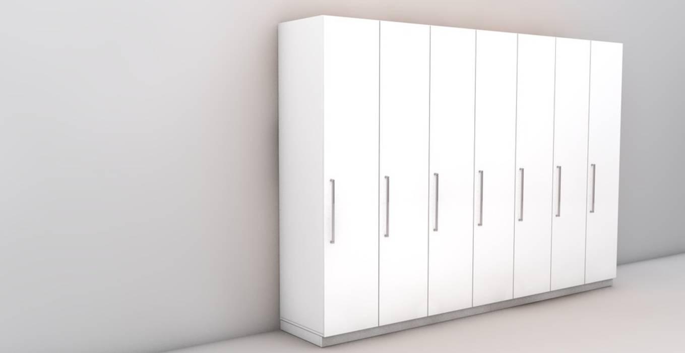 Einbauschrank Lorca:  Schlafzimmer von Möbelmanufaktur Grube Carl GmbH
