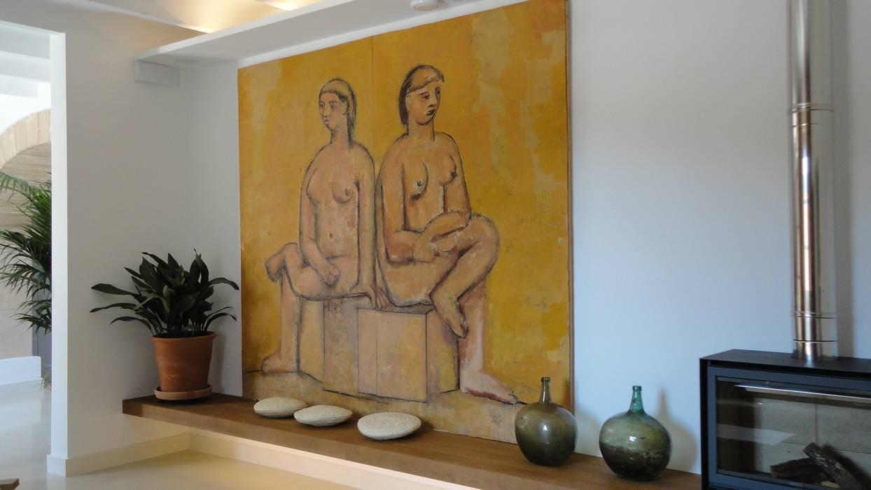 Hotel Predi Son Jaumell Hoteles de estilo mediterráneo de margarotger interiorisme Mediterráneo
