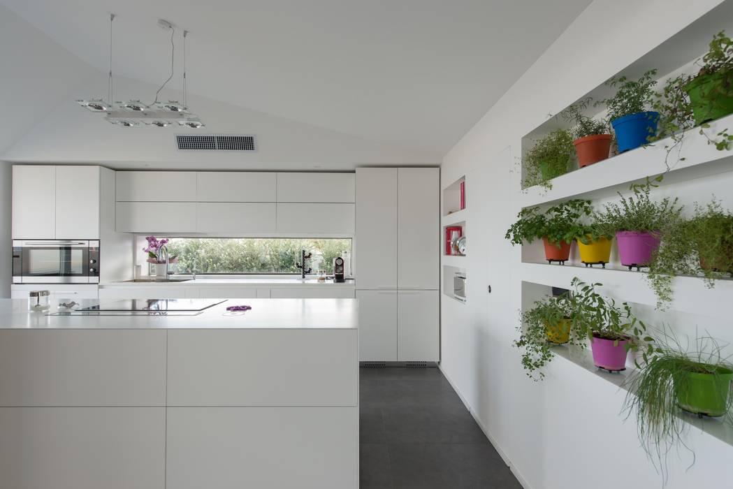 Casas de estilo minimalista de Mobilificio Marchese Minimalista