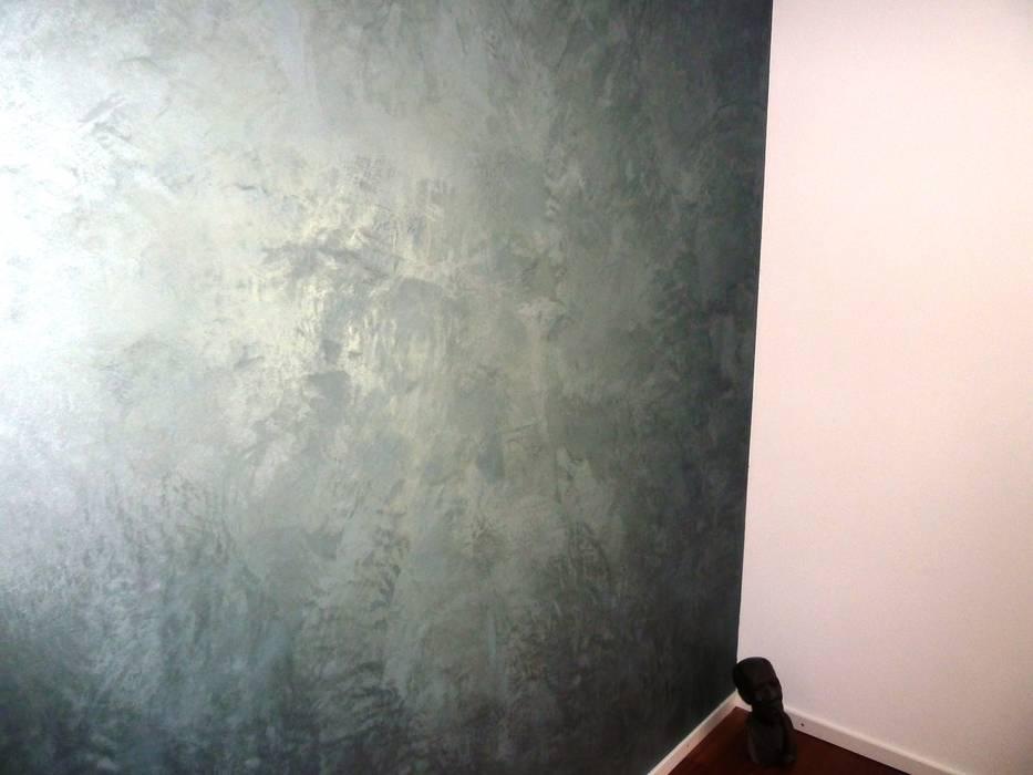 Verschiedene Wandgestaltungen von Wohnen & Kunst Ausgefallen