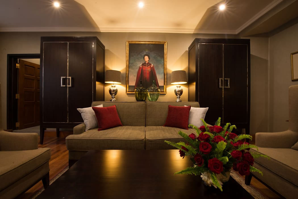 The Grand Hotel, Sri Lanka:  Hotels by The Silkroad Interior Design