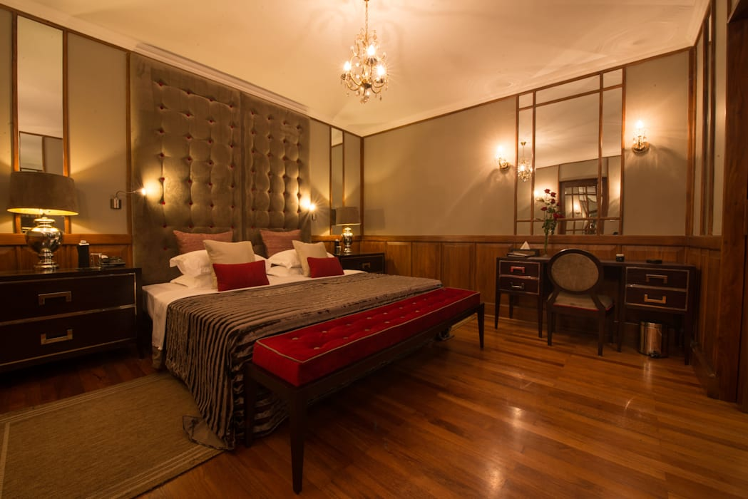 The Grand Hotel, Sri Lanka Colonial style hotels by The Silkroad Interior Design Colonial