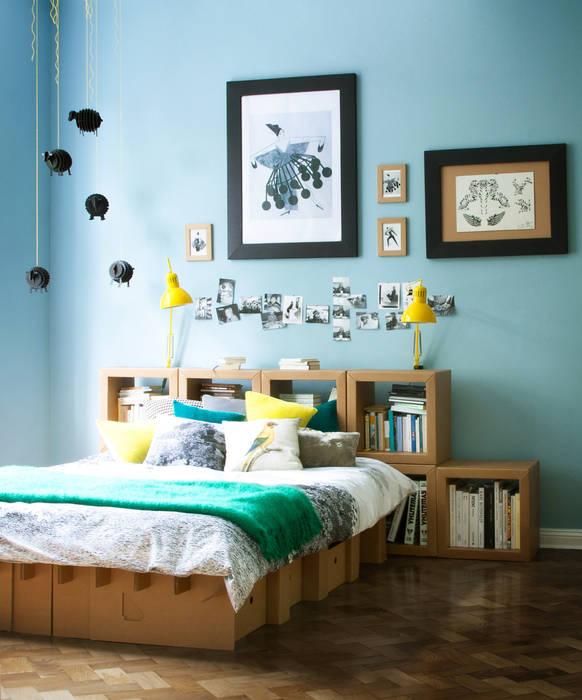 Chambre garçon de style  par Stange Design