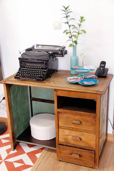 Bureau original par La Manual Éclectique
