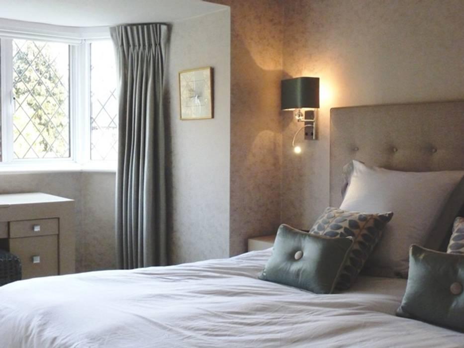 Bedroom Classic style bedroom by Rachel Angel Design Classic