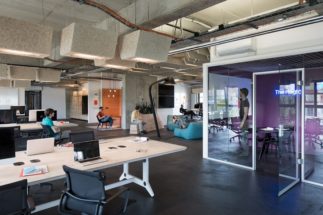 Eclectic style office buildings by kinzo-berlin Eclectic