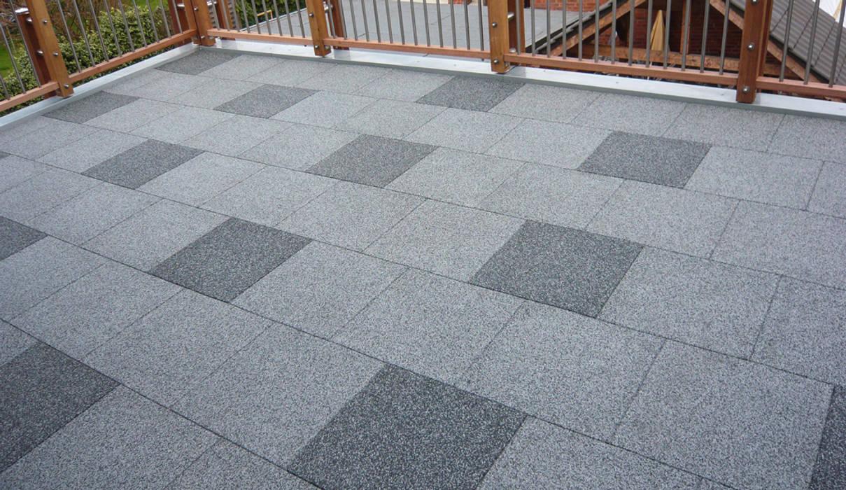 Einzigartige Eigenschaften Balkon Veranda Terrasse Von
