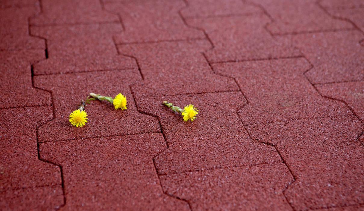 Elastisches Verbundpflaster Garten Von Warco Bodenbelage Homify