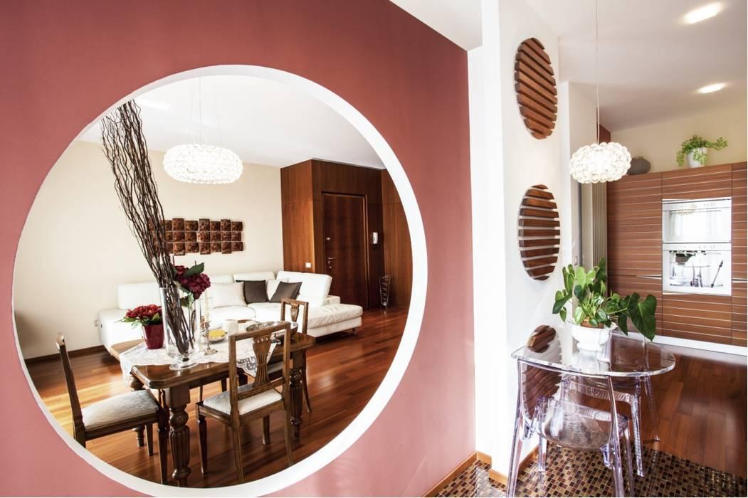 Living room by STUDIO DOTT. ARCH. GIANLUCA PIGNATARO,