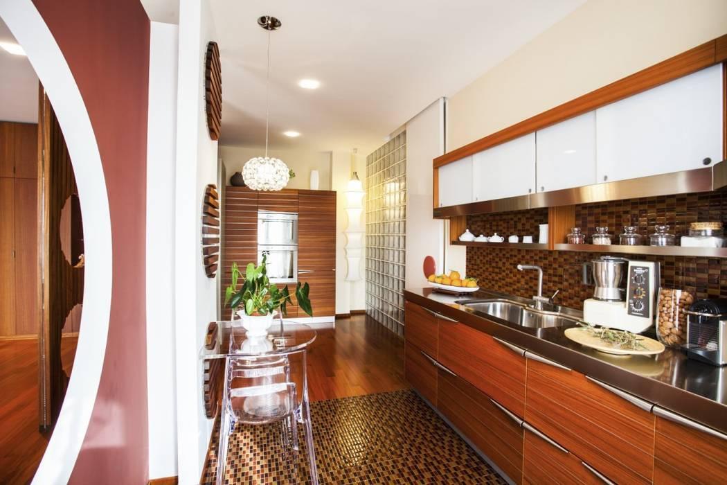 Kitchen by STUDIO DOTT. ARCH. GIANLUCA PIGNATARO,