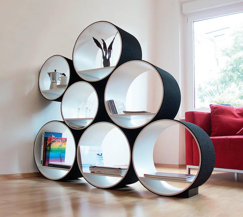 Hogar de estilo  por Kißkalt Designs