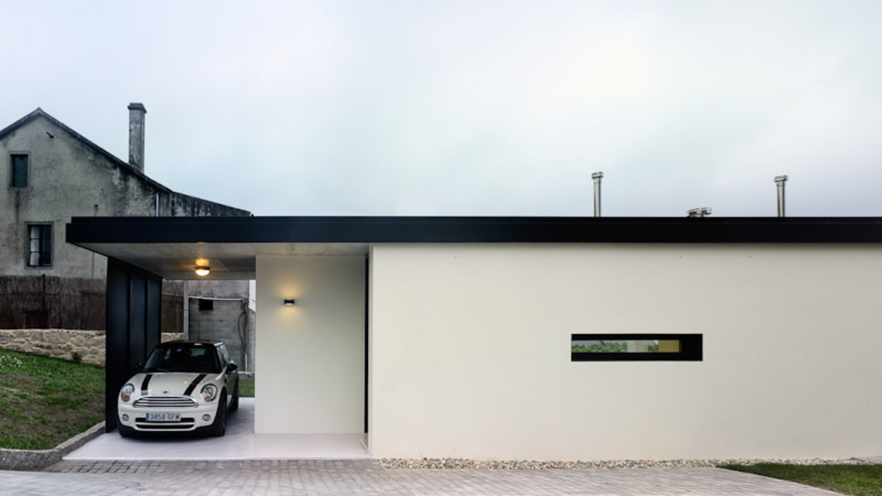 Houses by Nan Arquitectos, Minimalist