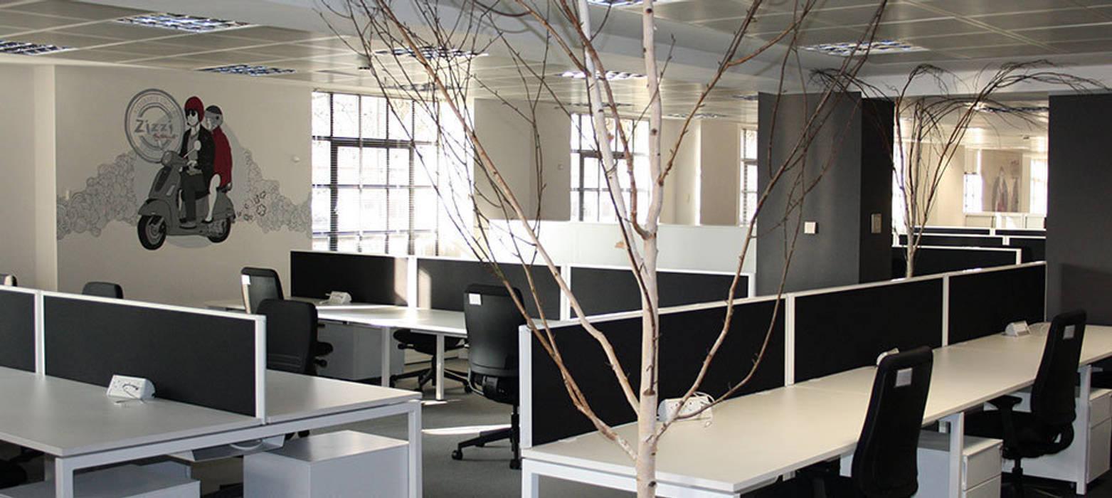 Bürogebäude von Paramount Office Interiors, Modern