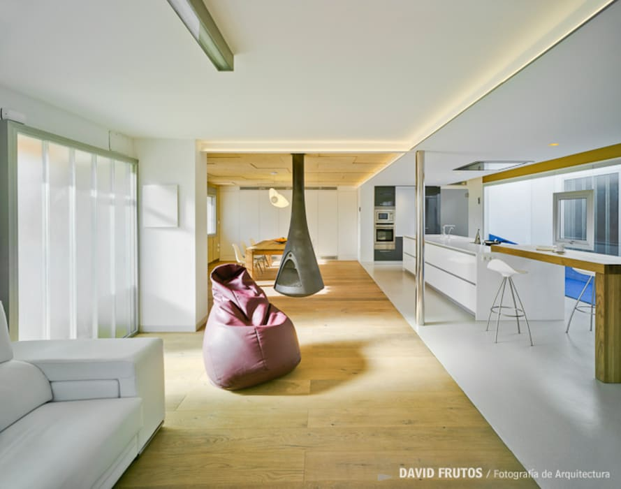 Casas de estilo  por FLAP STUDIO,