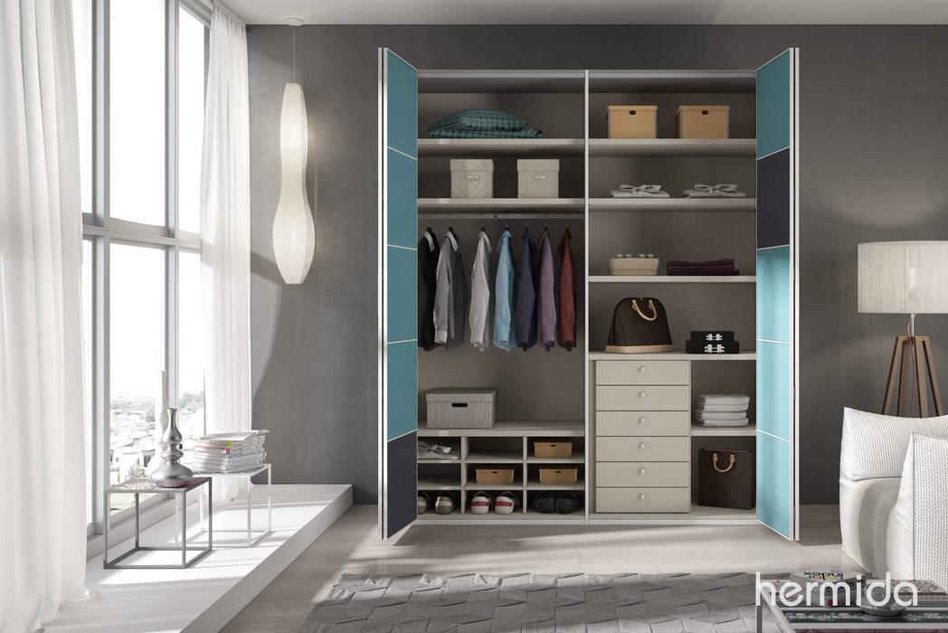Habitaciones infantiles de estilo por muebles hermida homify - Hermida muebles ...