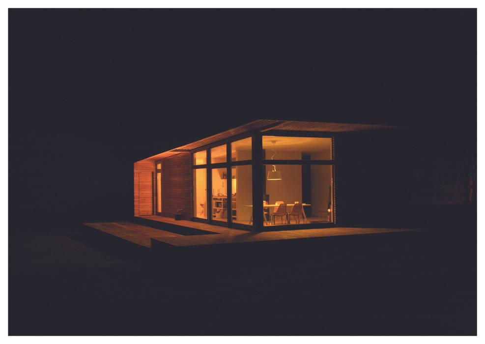 Prefabricated home by SOMMERHAUS PIU