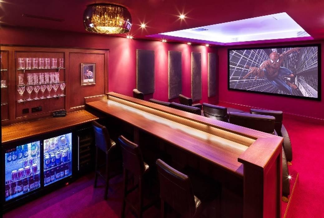 Ruang Multimedia oleh Inspire Audio Visual, Klasik
