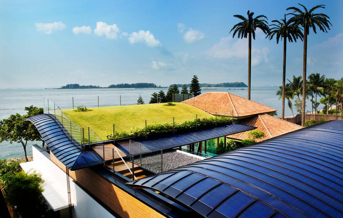 Casas de estilo  por Guz Architects,
