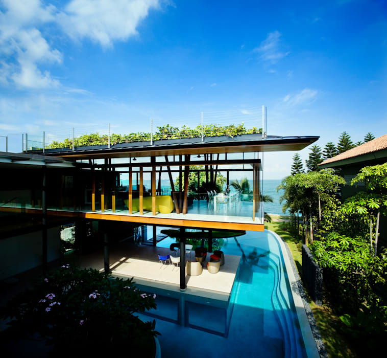 FISH HOUSE:  Houses by Guz Architects