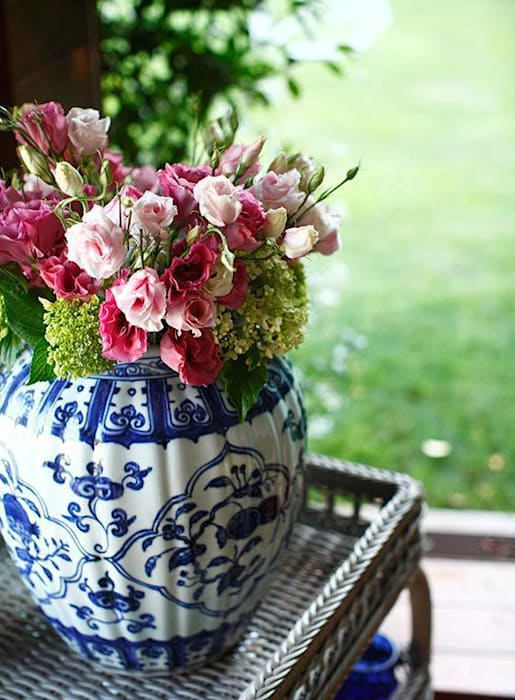 Esra Kazmirci Mimarlik:  tarz Bahçe