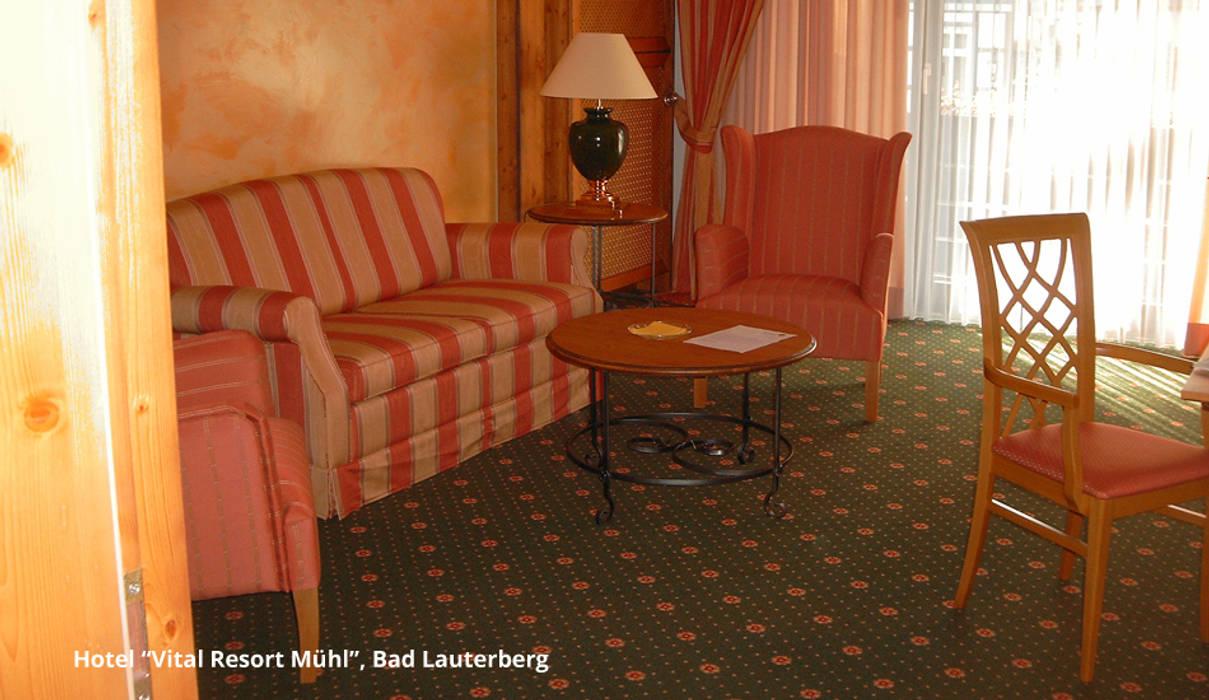 Innenarchitektur hotel \