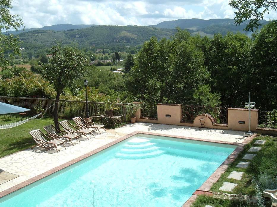 piscina privata di OROBLUPISCINE