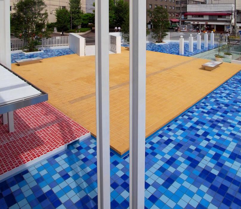Moderner Garten von ユミラ建築設計室 Modern