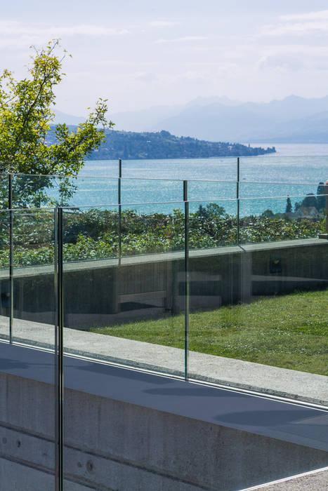 Glasgelander Zurichsee Terrasse Von Glas Marte Homify