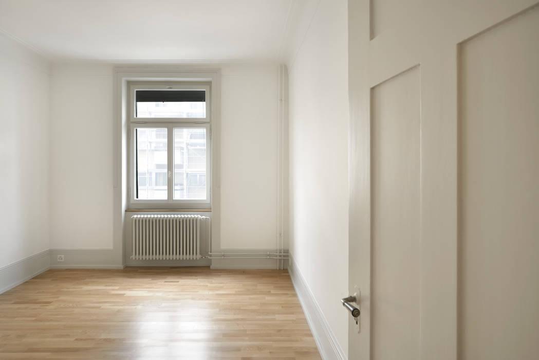 Classic style bedroom by HPP Architekten GmbH Classic