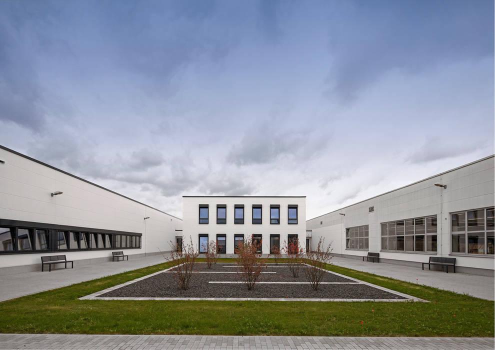 Produktions- + verwaltungsgebäude finn comfort haßfurt ...