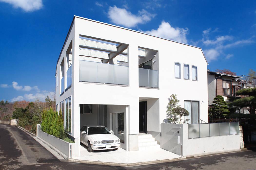 Moderne Häuser von TERAJIMA ARCHITECTS Modern