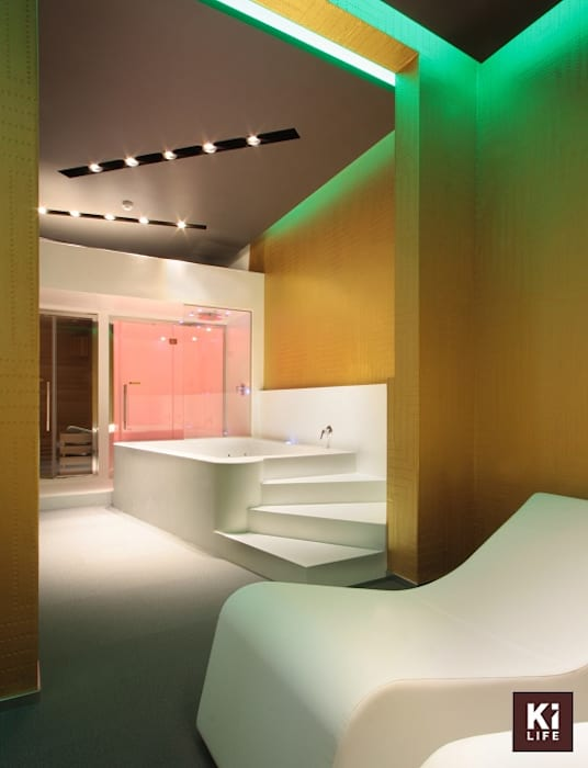 Hotel Spadai_Kilife centro benessere: Hotel in stile  di ki life  Wellness Operator