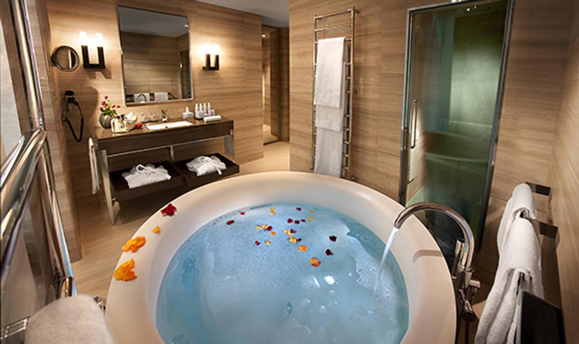 Hotel Cavour, Milano: Hotel in stile  di Studio Simonetti