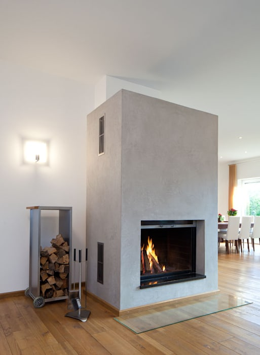 kalkputz wohnzimmer. Black Bedroom Furniture Sets. Home Design Ideas
